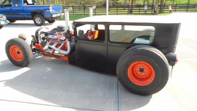 Used Tires Dayton Ohio >> 27 ford model T Sedan rat street rod hot rod vintage ...