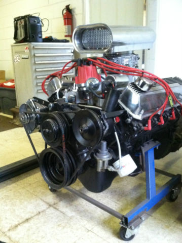 how to rebuild a 460 ford engine