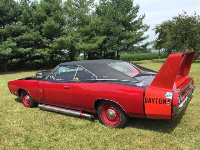 68 Dodge Charger Daytona Mopar 69