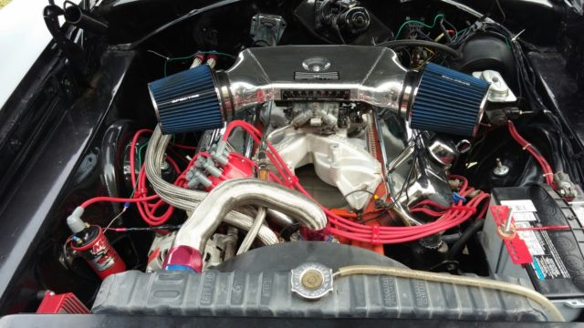 70 Dodge Charger 383 750 Holley 4bbl With Dual Plenum