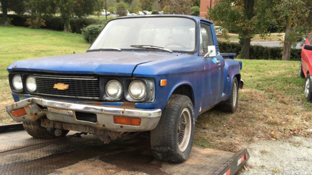 78 Chevy Luv Truck Step Side
