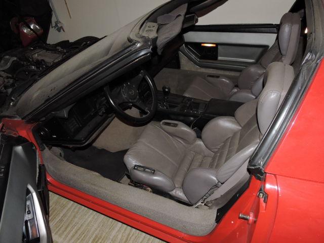 85 Corvette 400 SBC / FAST Fuel Injection / AFR Heads