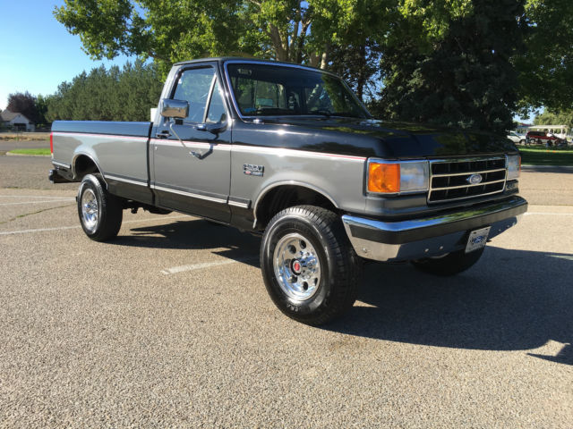 Beautiful 1990 Ford F
