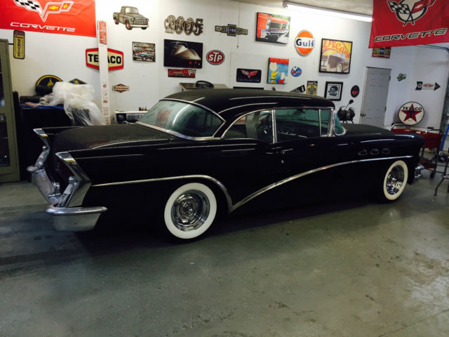 Black 1956 buick special two door coupe for 1956 buick special 2 door hardtop