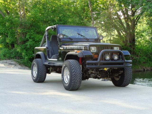 1993 Jeep Yj Wiring Harness