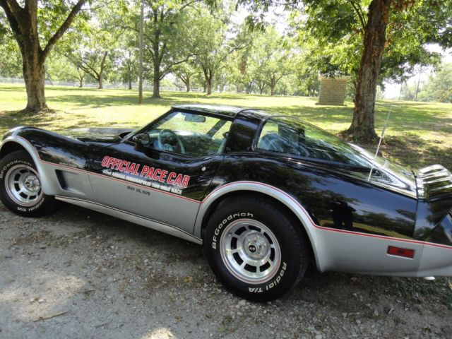 chevrolet 1978 corvette pace car georgia bill of sale. Black Bedroom Furniture Sets. Home Design Ideas