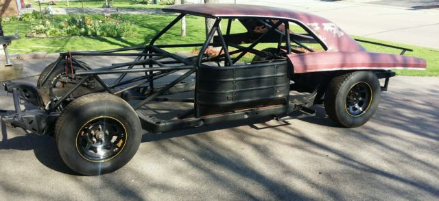 Chevrolet Chevelle Chassis W 67 Partial Body No Reserve