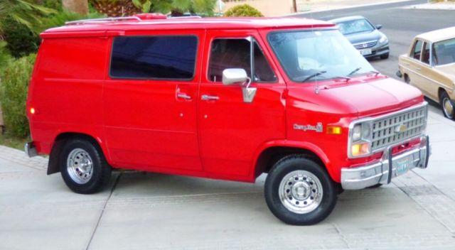 11ca79ed29 Chevrolet G10 Shorty