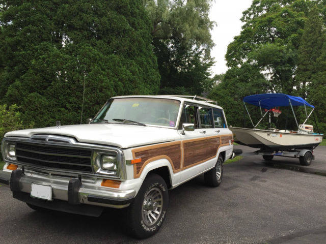 classic jeep grand wagoneer for sale excellent condition clean title. Cars Review. Best American Auto & Cars Review