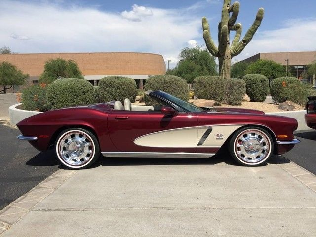 crc body custom wheels rare car convertible 1961 1960 1959 1958 1957