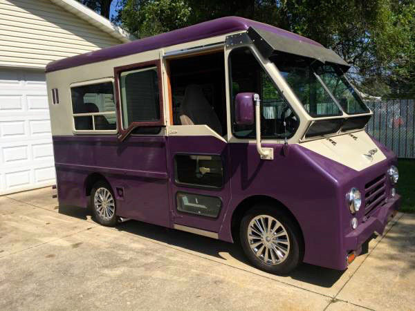 Custom 1963 Dodge P200 Step Van Camper Ice Cream Truck Food Hot Rod