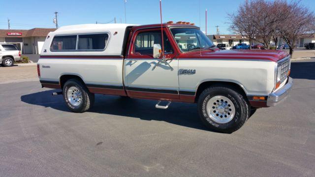 D150 D250 D350 Ram Prospector Dodge 1980 1981 1982 1983