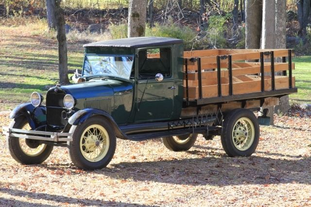 early 1928 ford model aa truck. Black Bedroom Furniture Sets. Home Design Ideas