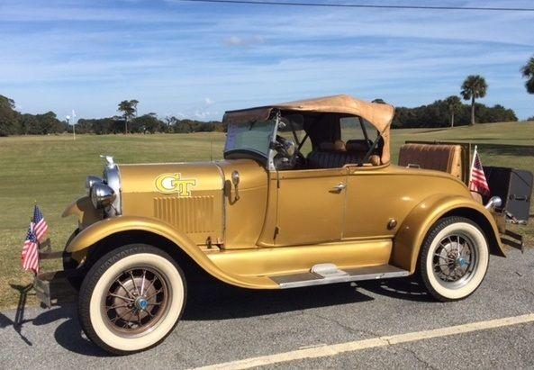 Ford 1929 Model A Replica