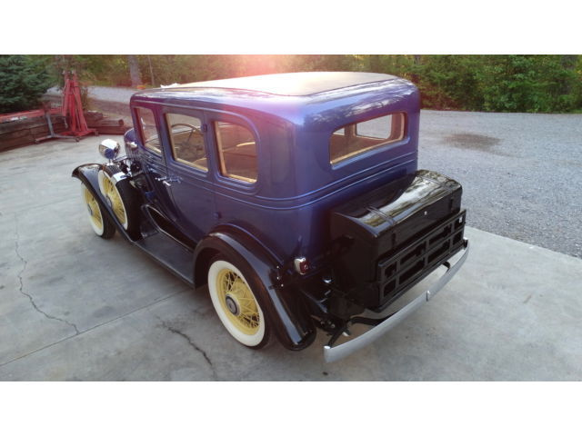 Have for sale a nice 1932 chevrolet confederate 4 door sedan for 1932 chevrolet 4 door sedan