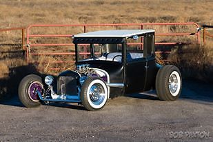"Iconic 1926 Ford Tall ""T""Hot Rod by Mercury Charlie"