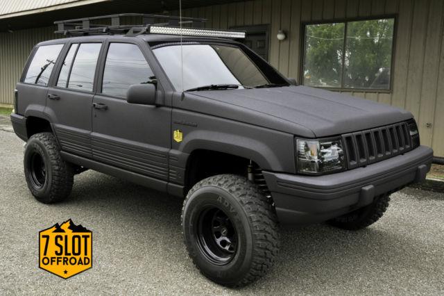jeep grand cherokee laredo v8 zj custom kevlar rhino lined lifted jeep new build. Black Bedroom Furniture Sets. Home Design Ideas