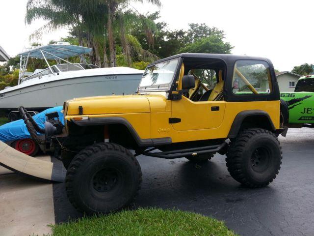 Jeep Wrangler Complete Professional Custom Restoration 38