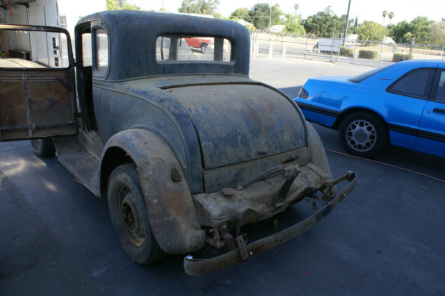 Original 1932 chevrolet 5 window coupe chevy for 1932 chevrolet 5 window coupe