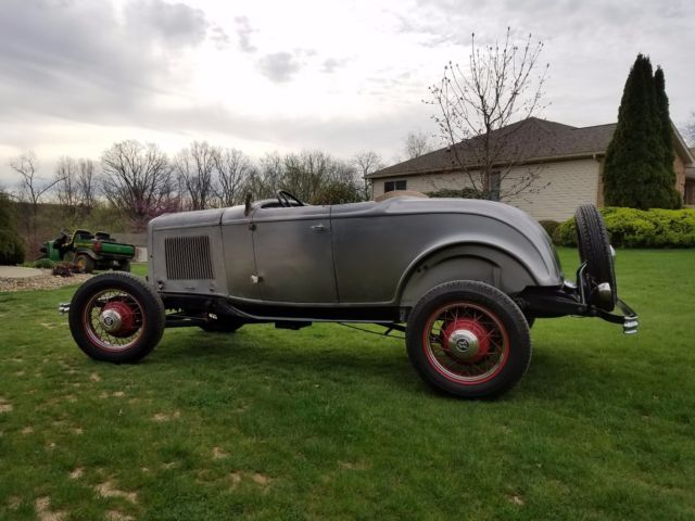 Original 1932 Ford Roadster Traditional Project Brookville