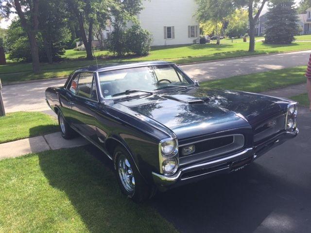Pontiac Gto 1966 455 425 3 Deuces