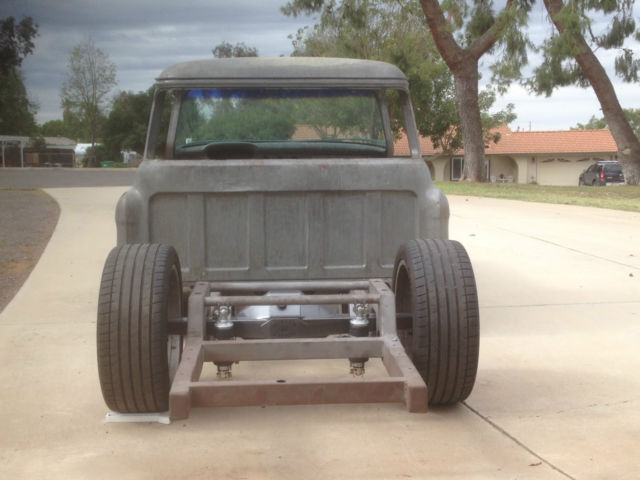 For Sale 65 Corsa Convertible Rolling Chassis California: PRO TOURING 1955 CHEVY TRUCK CUSTOM ROLLING CHASSIS WITH