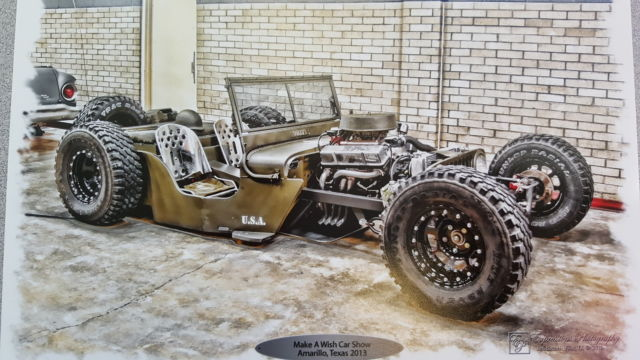 Willys Jeep Distributor >> Rat Rod Jeep Hot Rod Jeep Army Jeep COOL
